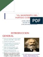 diapositivas el manifiesto comunista nuevas
