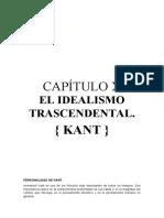 Resumen Kant