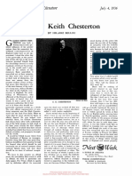 belloc chesterton