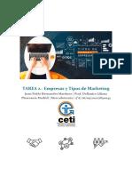 Empresas y Tipos de Marketing