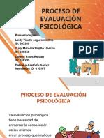 PROCESO DE EVALUACIÓN PSICOLÓGICA expo (1)