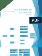 Desarrollo histórico de la ética II