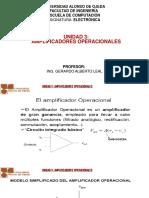 clase3 Amplificadores Operacionales