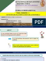 Formato 14-auditoria financiera gubernamental