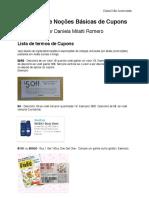 Apostila Cupons em portugues