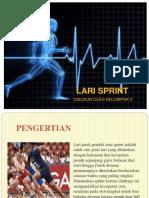 Lari Jarak Pendek (Sprint)