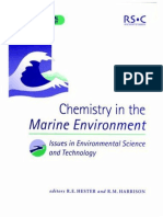 R.E. Hester, R.M. Harrison - Chemistry in the Marine Environment-Royal Society of Chemistry (2000)