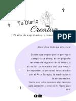 Tu Diario Creativo - CHIR