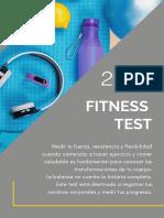 Fitness Test 2M SPORTS