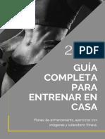 E-book de rutinas 2M SPORTS