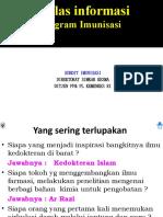 Sekilas Informasi Imunisasi Jateng (1)