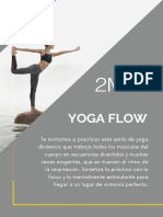 Yoga Flow 2M SPORTS
