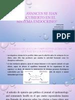 Avances en investigaciones científicas en el sistema endocrino.pptx.pptx