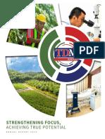 TDM-Annual Report 2019
