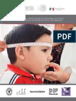 Manual para Evaluaciona Menores de con Riesgo del Retraso en el Desarrollo