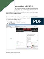 01 Introducción al compilador MPLAB XC8