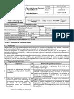 GC Diseños de Investigación Cuantitativa para Psicólogos PSIC 15060