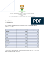 Health Media Release 25 September 2020.Pages Final 2
