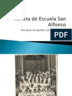 Revista de Escuela San Alfonso
