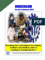 Enhanced CaregivingNC2 COC1_POLO