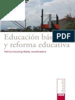 EDUCACIÓN BÁSICA Y REFORMA EDUCATIVA.pdf