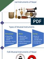 Folk Musical Instrument of Nepal 1