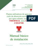 Manual Básico Instalación Thermax LT_Cogenie