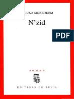 Nzid-Malika-Mokeddem