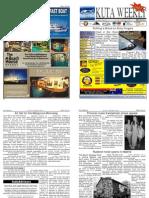 "Kuta Weekly-Edition 218 ""Bali""s Premier Weekly Newspaper"""