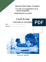 Carnet de stage  Laborantine (2)