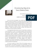 Deconstructing Haya de La Torre - Parte I