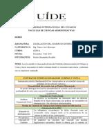 Contratos Internacionales de Compra y Venta