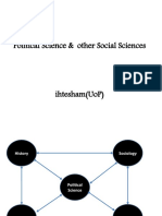 Political Science &  other Social Sciences