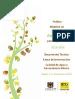 CALIDAD DE AGUA Y SANEAMIENTO BASICO..pdf