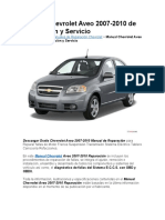Manual Chevrolet Aveo 2007.docx