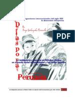 Las migraciones internacionales del siglo XXI y la dimensión diasporica en la migracion peruana en Estados Unidos.book diasporacaratula