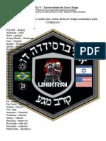 Vocabulário Hebraico Unikrav