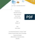 Unidad 2 Fase 3 - Exploración del contexto Grupo 403029179