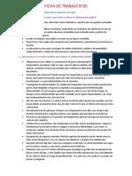 FICHA DE TRABAJO N5