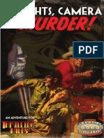 Savage Worlds - Thrilling Tales - Adv - Lights, Camera, Murder!.pdf