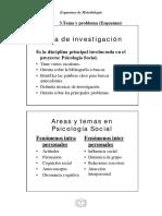 DI GRILLO. Cap. 3. Tema y Problema de Investigación