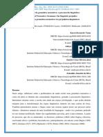 ARTIGO - AS MORDAÇAS DA GRAMÁTICA NORMATIVA - KAREN.pdf