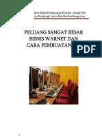 Buku Panduan Lengkap Pembuatan Warnet