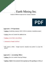 Presentation_New Earth Mining Inc