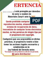 Primaria -  Sexto grado  - SEPTIEMBRE - M.ZANY - 20.21 (1)111