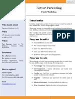 BetterParenting_PublicWorkshop