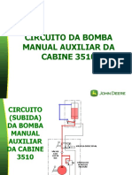 11103-CIRCUITO DA BOMBA MANUAL AUXILIAR DA CABINE 3510
