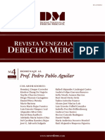 Revista Venezolana de Derecho Mercantil