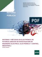 Sistemas y Métodos en ELECTRÓNICA DE POTENCIA