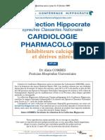 inhibiteur calcique et dérivé nitrés.pdf